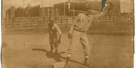 The Best Black Baseball Team You've Never Heard Of