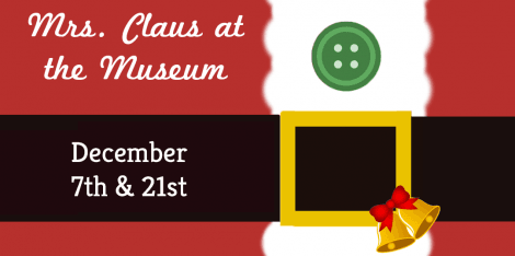 Mrs. Claus at the Museum
