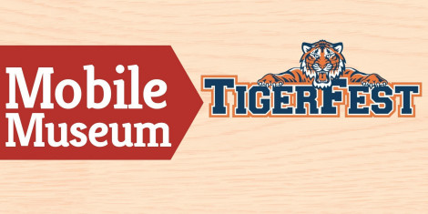Mobile Museum at TigerFest!